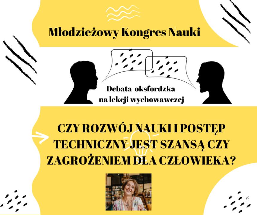 Obrazek newsa DEBATY OKSFORDZKIE